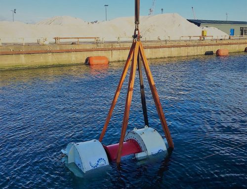 TiPA PTO SUCCESSFULLY DEPLOYED IN-SEA FOR TESTING